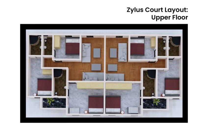 ZYLUS COURT, BOGIJE